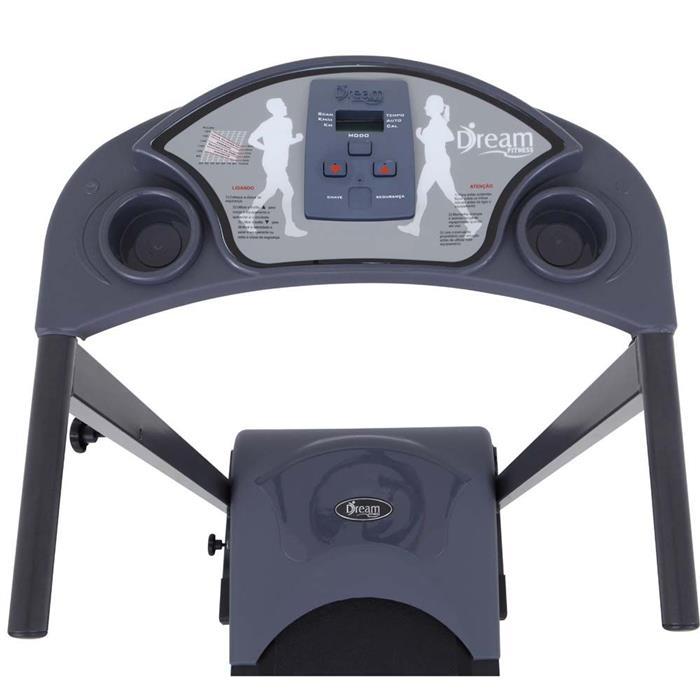 Esteira Eletrônica Dream DR1600 5 Funções