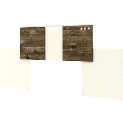 Cabeceira Móveis Primavera VS300 Box 139 e 160cm