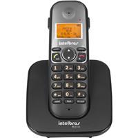 Telefone Fixo Intelbras TS 5120 com Identificador de Chamadas sem Fio