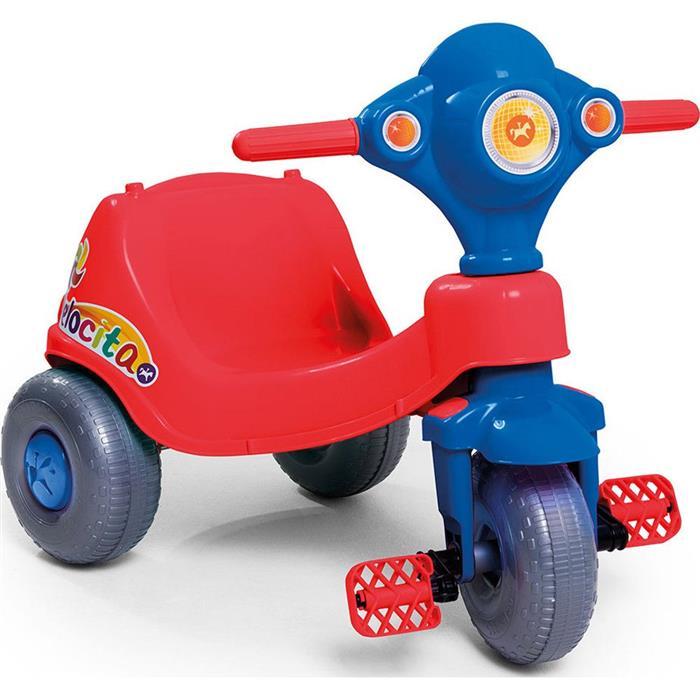 Triciclo Calesita Velocita 958 2 em 1