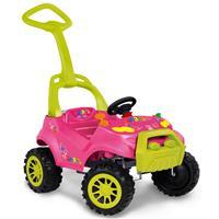 Carro de Pedal Bandeirante Smart Car 462 2 em 1