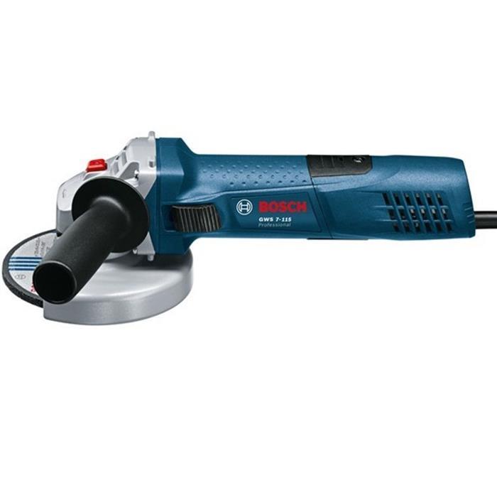 Esmerilhadeira Bosch GWS 7-115 750W