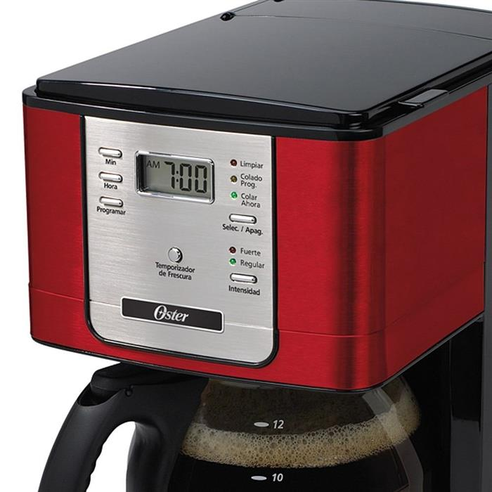 Cafeteira Oster Flavor BVSTDC4401RD Programável 1,8 Litros