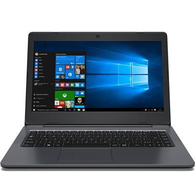 Notebook Positivo XC3650 Dualcore 500GB 4GB RAM Widescreen Windows 10 USB HDMI