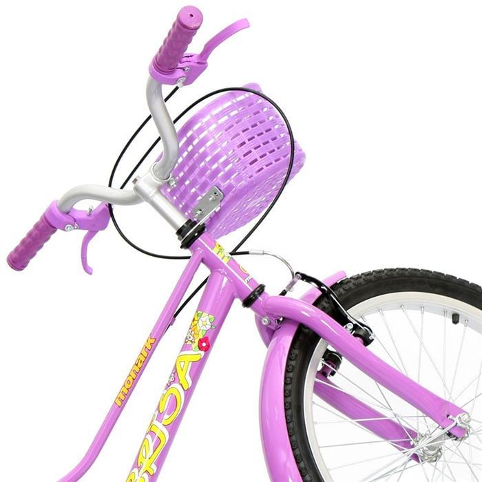 Bicicleta Infantil Monark Brisa Aro 20