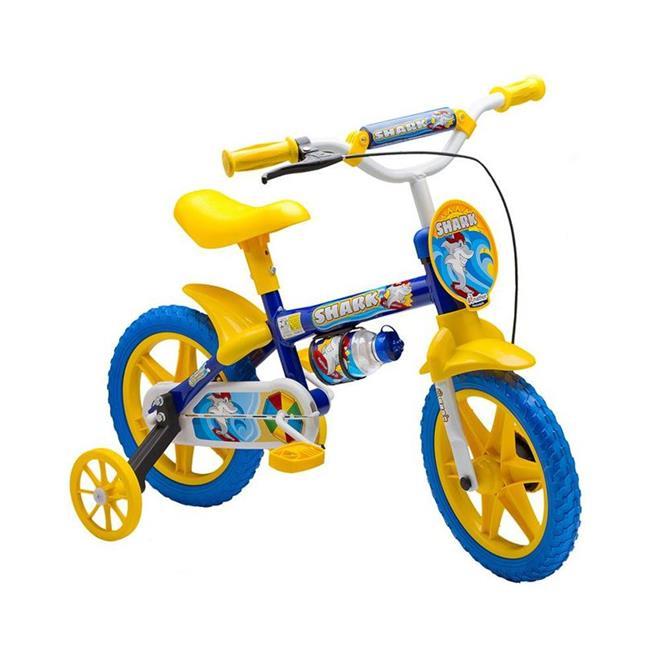 2345e2880 Bicicleta Infantil Nathor Shark Aro 12 - Benoit.com.br