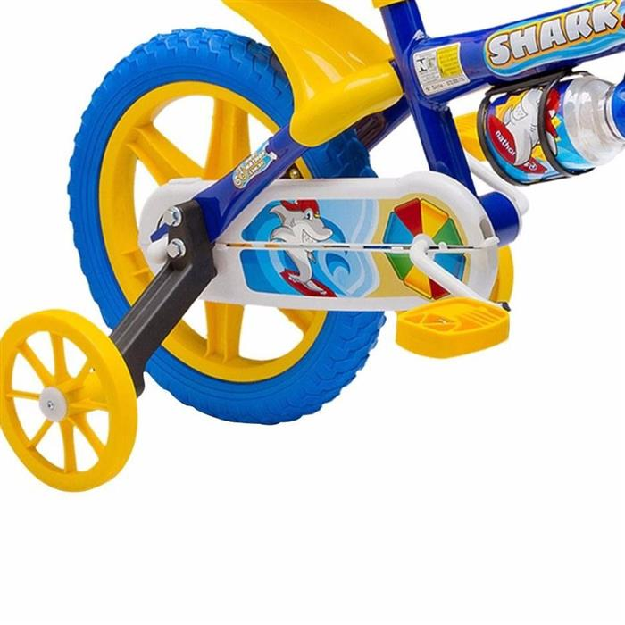 Bicicleta Infantil Nathor Shark Aro 12