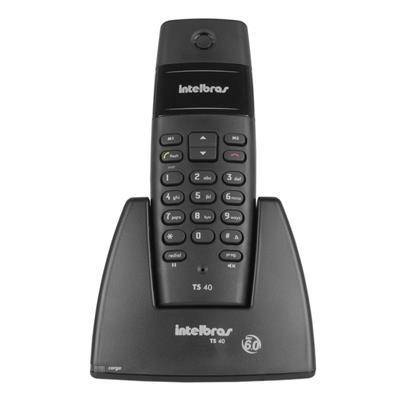Telefone Fixo Intelbras TS 40 sem Fio