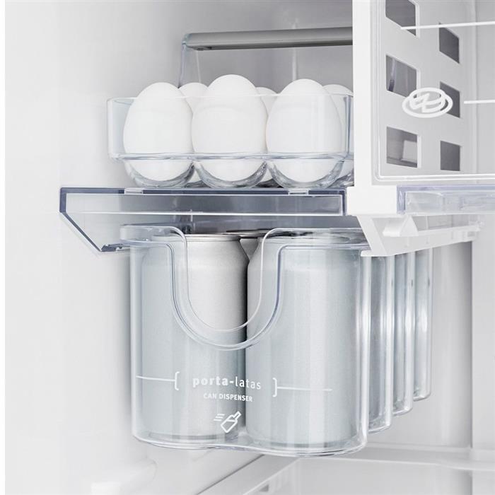 Refrigerador Electrolux DF52 Frost Free 459 Litros Duplex