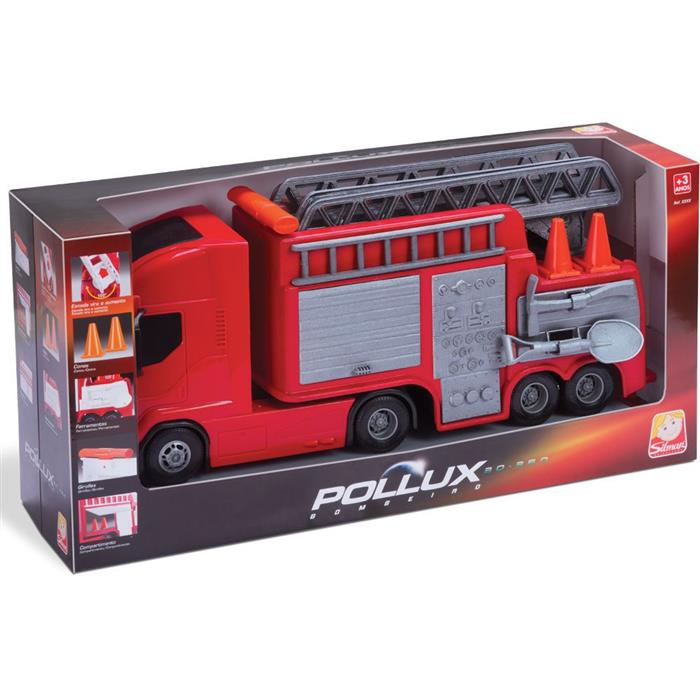 Caminhão Silmar Pollux Bombeiro 6720