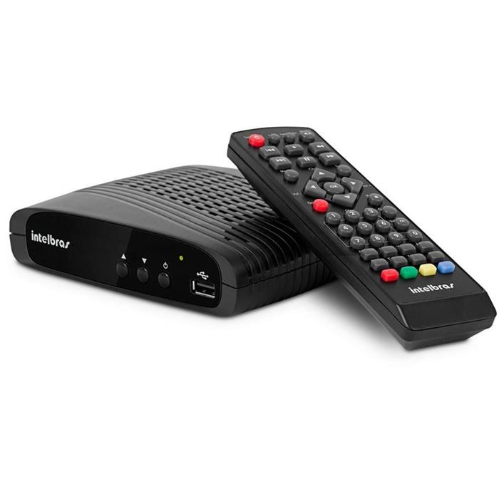 Conversor Digital Intelbrás CD636 HDTV Gravador