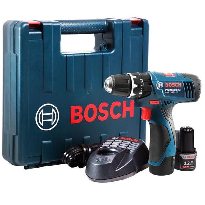 Parafusadeira e Furadeira Bosch GSB 1200-2-LI 12V
