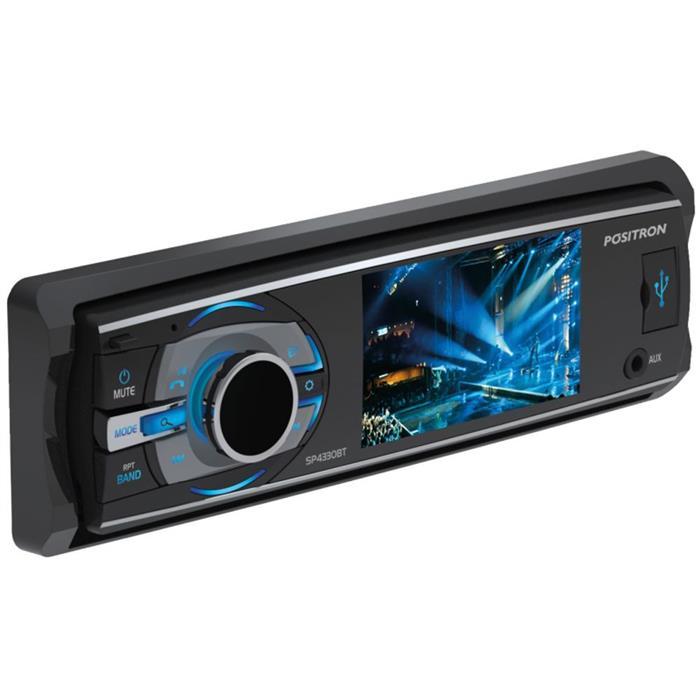 Auto Rádio Positron SP4330BT com DVD MP3 USB CD