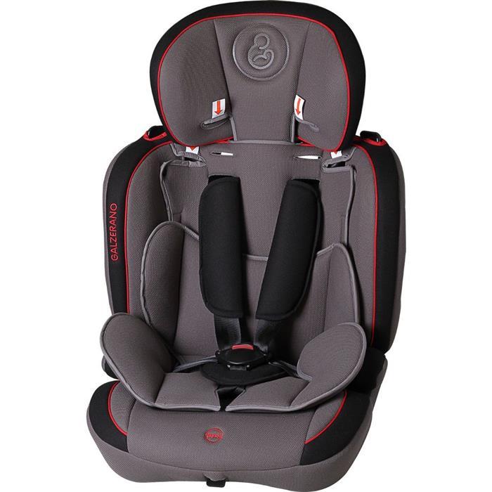 Cadeira para Auto Galzerano Dorano 8035 até 36kg Cinto de Segurança de 5 Pontos