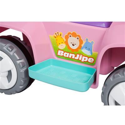 Carro de Passeio Bandeirante Banjipe 1056 com Empurrador