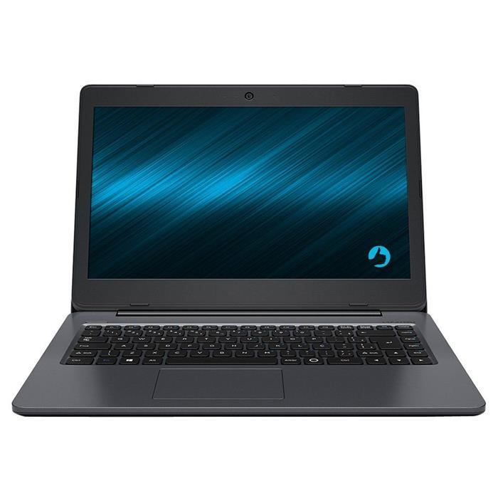 "Notebook Positivo Stilo XCI3650 14"" Dualcore 500GB 4GB RAM Linux Cinza"