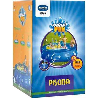 Piscina Mor Splash Fun 1055 6700 Litros