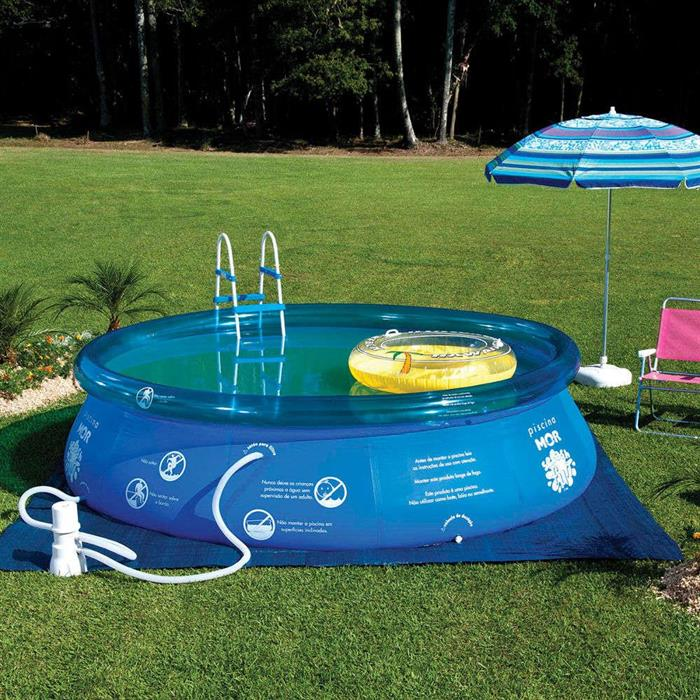 Piscina Mor Splash Fun 1055 6700 Litros