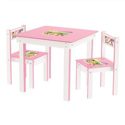 Conjunto Infantil Junges 920 GoPlay Mesa 2 Cadeiras