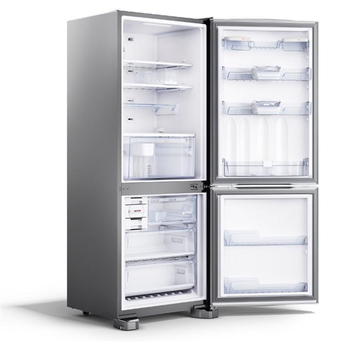 Refrigerador Brastemp BRE50NK Frost Free Duplex Inverse 422 Litros