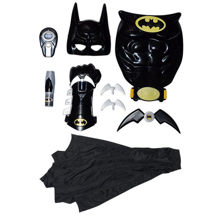 Conjunto Rosita Batman Liga da Justiça