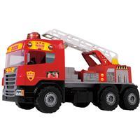 Caminhão Magic Toys Super Bombeiros 5056