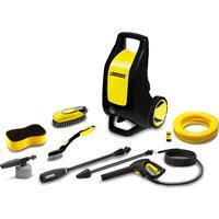 Lavadora de Alta Pressão Karcher K3 Premium Kit Car 1740 Litros Hobby com Roda