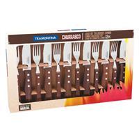 Faqueiro Tramontina 22299059 Churrasco 12 peças