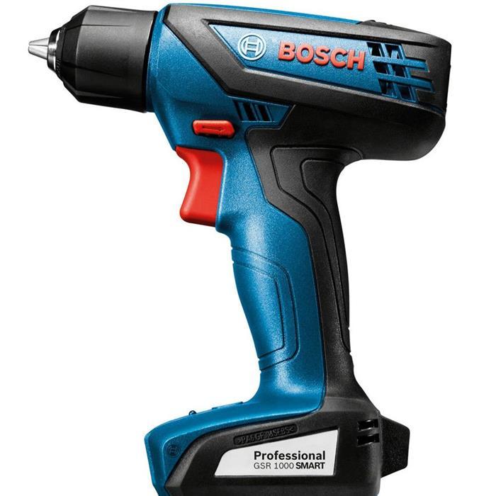Parafusadeira e Furadeira Bosch Smart GSR1000 12V 19FA