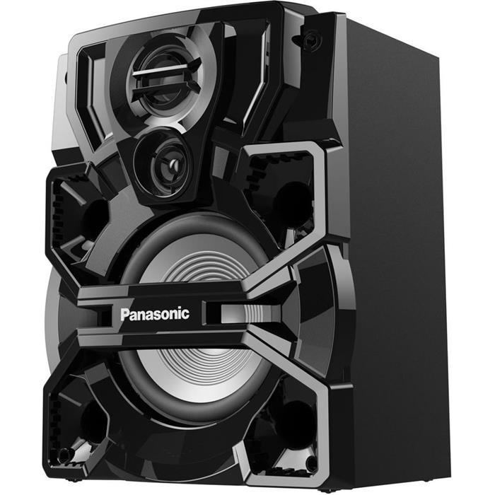 Mini System Panasonic SC-AKX660LBK 1400W Bluetooth 4GB USB