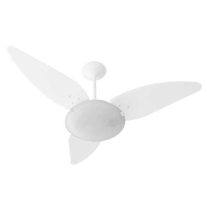 Ventilador de Teto Venti-Delta Magnes 3 Velocidades Branco