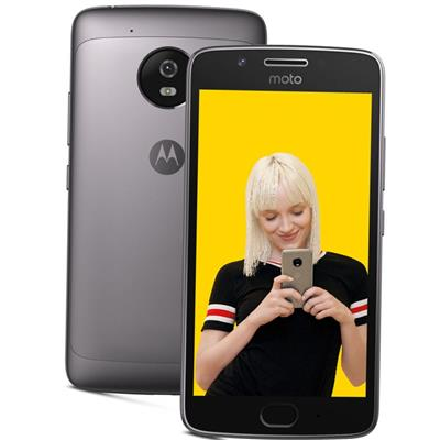 "Smartphone Motorola Moto G5 Dual Chip Tela 5"" Android 7.0 32GB Câm 13MP + Frontal 5MP"