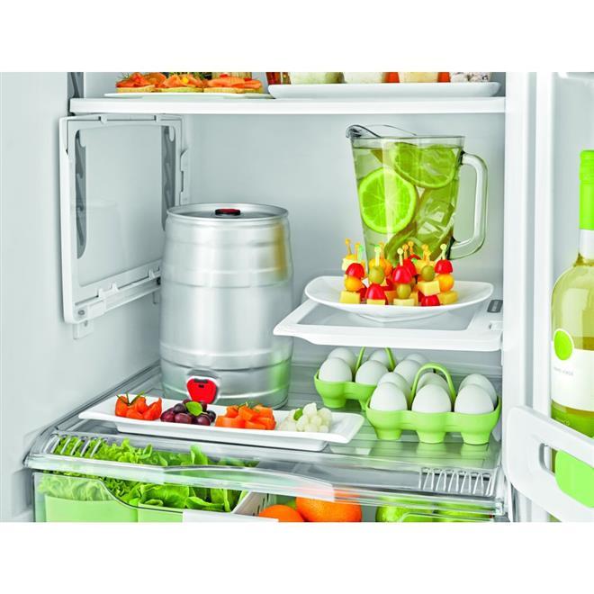 Refrigerador Consul CRM43 2 Portas 386 Litros Frost Free Branco