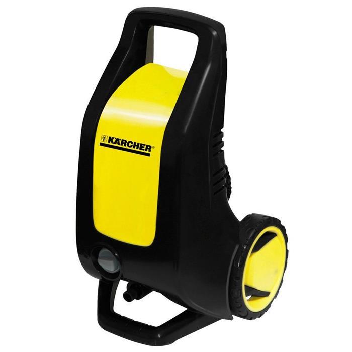 Lavadora de Alta Pressão Karcher K2500 1740 Libras Hobby com Rodízio