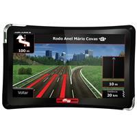 """GPS Guia Quatro Rodas MTC4508 5"""" TV MP4 FM"""