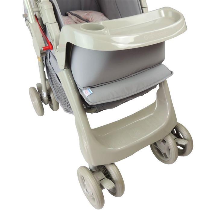 Carrinho de Bebê Galzerano Pegasus 1345I Reclinável