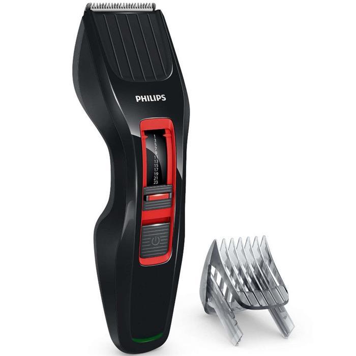 Máquina de Cortar Cabelo Philips Hair Clipper HC3420 13 Níveis de Altura
