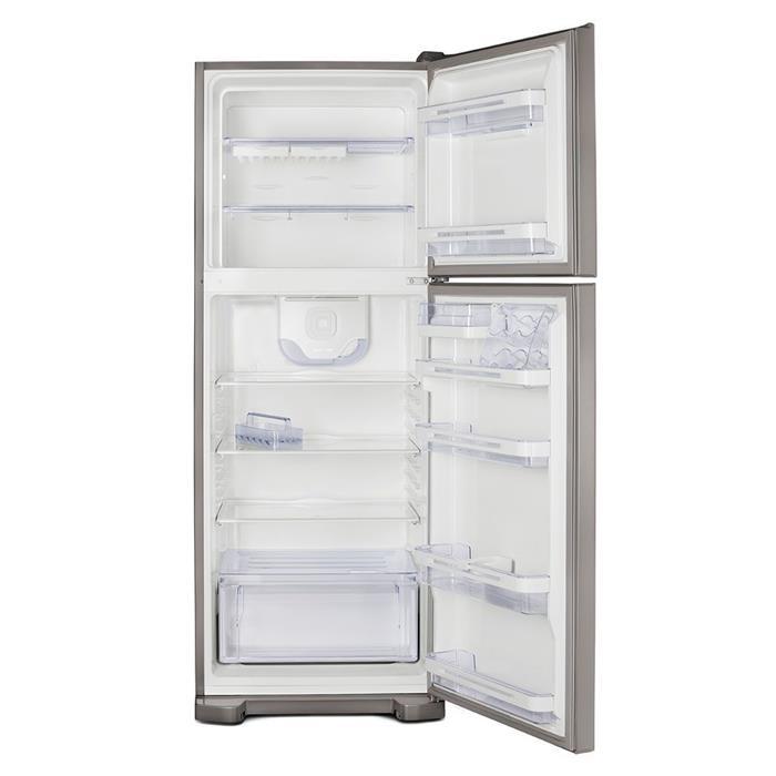 Refrigerador Electrolux DC51X 475 Litros Duplex Cycle Defrost Inox