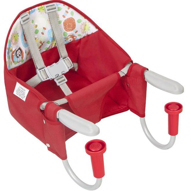 Cadeira de Alimentação Tutti Baby Fit 1005 15kg Cinto de Segurança 5 Pontas