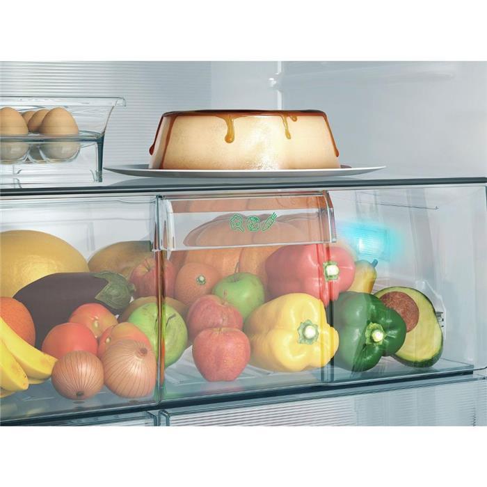 Refrigerador Panasonic NR-BB52GV2B 423 Litros Duplex Frost Free Inverse