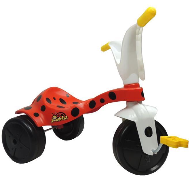 Triciclo Xalingo Joaninha 0732.1
