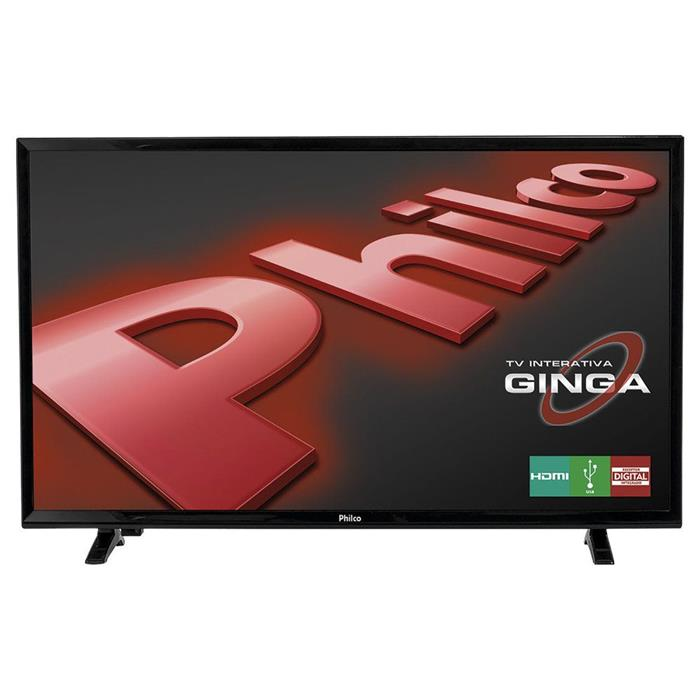 """TV Philco PH32E31DG 32"""" LED HD com Conversor Digital 2 HDMI 1USB"""