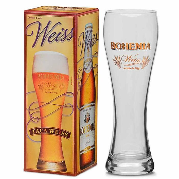 Copo Bohemia Weiss 670ml