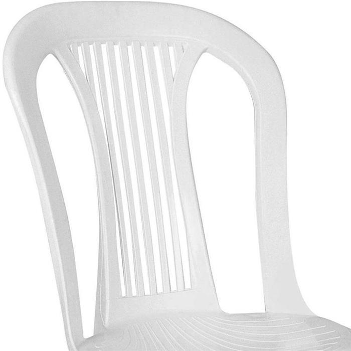 Cadeira Plástica Solplast Bistrô sem Braço 120kg