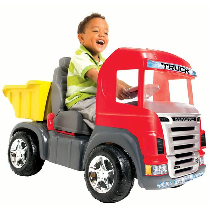 Caminhão de Pedal Magic Toys 9300