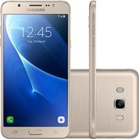 Smartphone Samsung J7 Metal Dual Chip Processador Octacore 1.6GHz Memória 16GB Câmera 13MP Frontal 5MP
