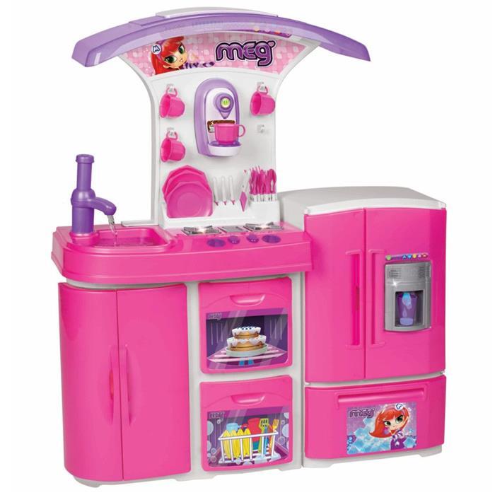 Cozinha Magic Toys Versátil Super 8031