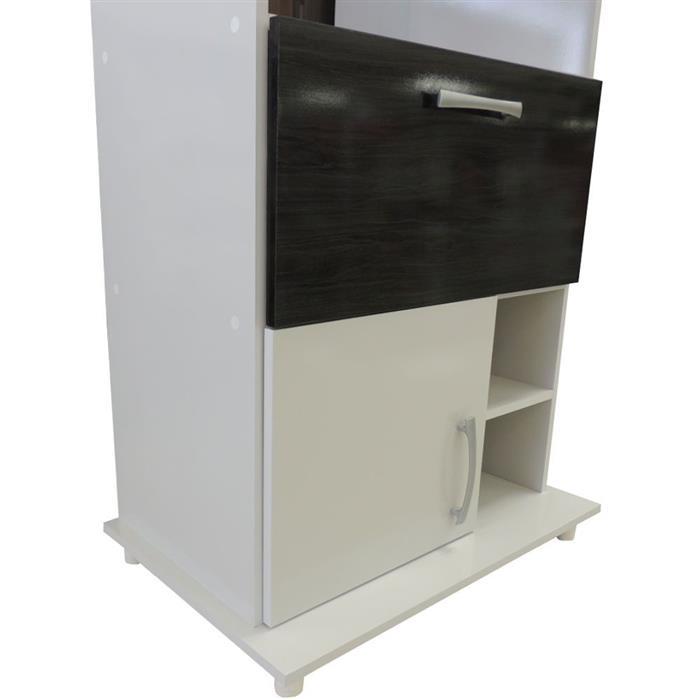 Armário GenialFlex 0271 Forno Microondas 2 Portas