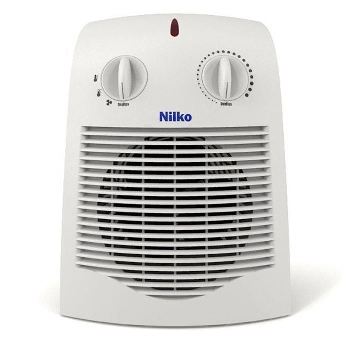 Aquecedor Elétrico Nilko NK565 2000W Desumidificador