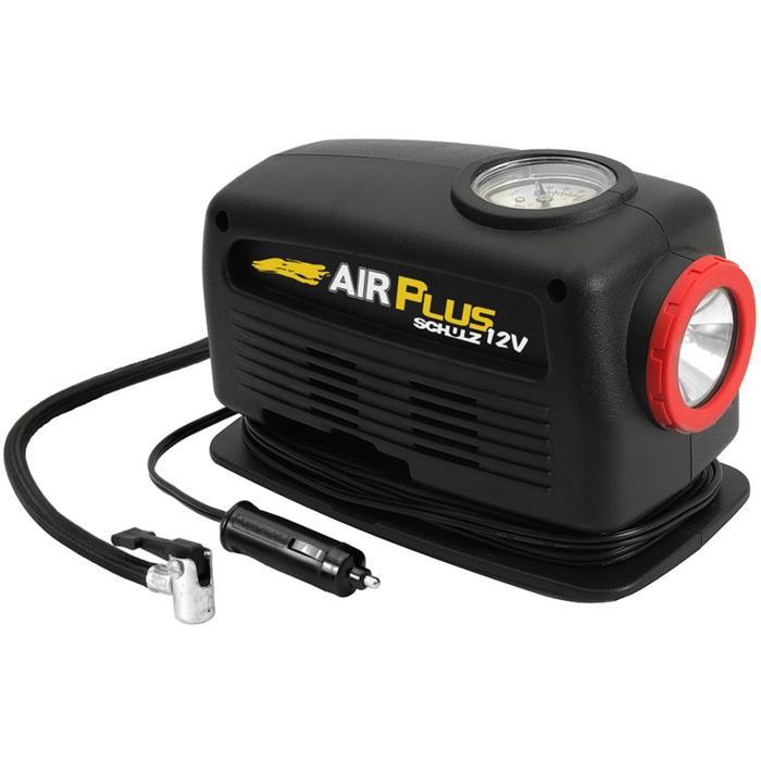 Compressor de Ar Schulz Air Plus 12V com Lanterna